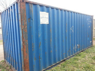 20' Storage Shipping Container Ocean Box   Nashville TN