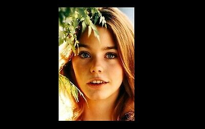 SUSAN DEY 8x10 PICTURE CUTE PARTRIDGE FAMILY PHOTO