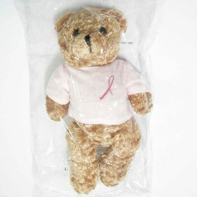 New Avon Breast Cancer Crusade Stuffed Plush Teddy Bear