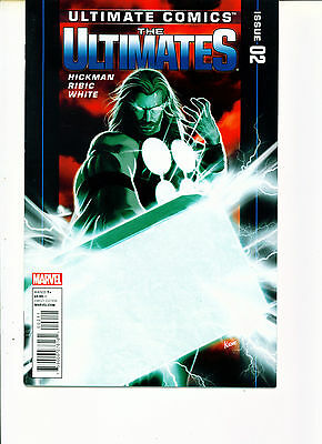Ultimates #2 (NM)`11 Hickman/ Ribic