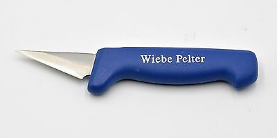 The Wiebe PELTER SKINNING KNIFE, traps, trapping, fur, knives, mink, squirrel