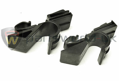 Pair Brand New, Genuine Fiat Rear Parcel Shelf Clips For The Fiat Stilo 5 Door