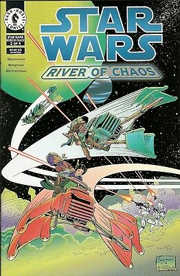 Star Wars: River Of Chaos #2 (Of 4) (Dark Horse)