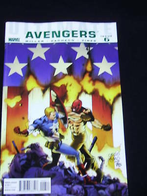 Ultimate Comics Avengers #6 Mark Millar Comic