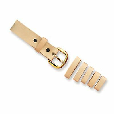 "Metro Belt Buckle 1-1//4/"" Solid Brass//Nickel Plate 1660-02 by Tandy Leather"