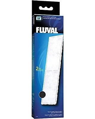 Fluval U4 Poly Carbon Cartridge Replacement Media Genuine Hagen