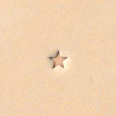 Craftool Star Stamp 68054 by Tandy Leather