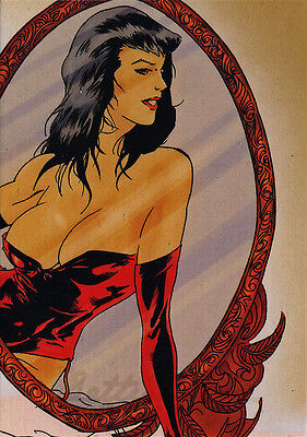 Bettie Page Private Collection BP10-PREV Promo Card