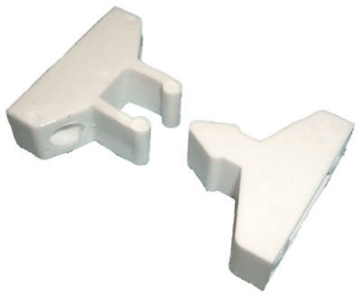 Plastic Door Retainer Catch Clip Stay Caravan Motorhome