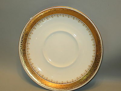 J. & G. MEAKIN - THE LANCASTER - CREAM SOUP SAUCER ONLY - 19C