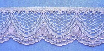 40mm Lilac Lace