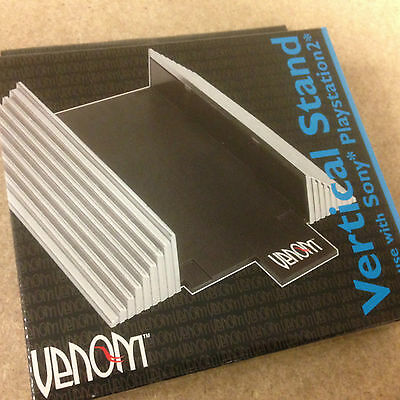 Playstation 2 * Venom VERTICAL STAND DOCK * PS2