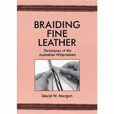 Braiding Fine Leather Book 148 Pages 66021-00 Tandy Leathercraft