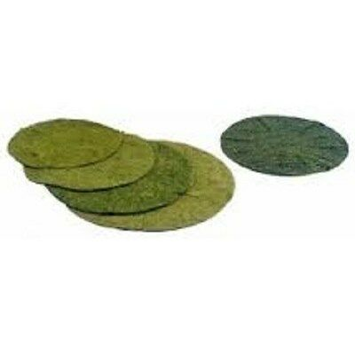 """Pk  4 Of 16 """" 400Mm Hanging Basket Planter Liners Inserts Hbl.16"""
