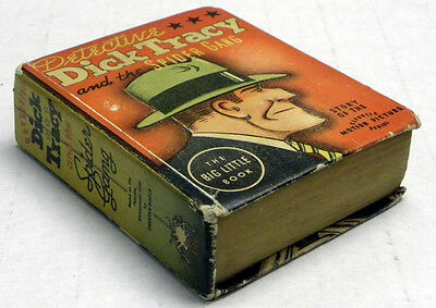 Detective Dick Tracy And The Spider Gang #1446 Fn Big Little Book