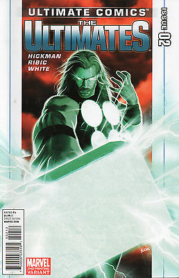 Ultimates #2 (NM)`11 Hickman/ Ribic (2nd Print)
