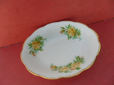 Royal Albert, vintage Tea Rose, Oval Open Vegetable Dish