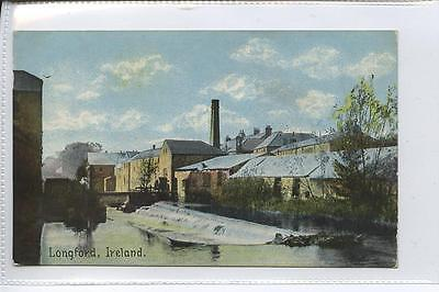 (w14b10-343) The Weir, Longford c1910 Unused VG-EX