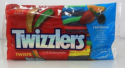 Twizzlers Rainbow Licorice Twists 12.4 oz