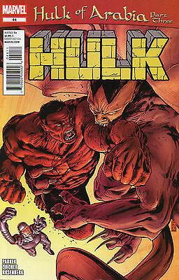 Hulk #44 (NM)`12 Parker/ Zircher