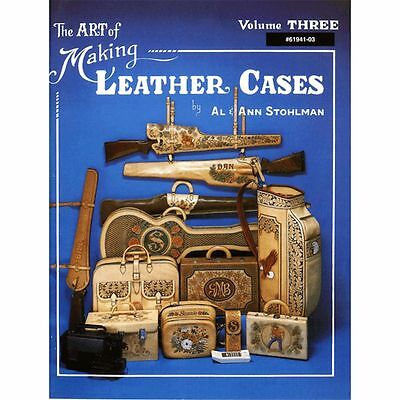 Art Of Making Leather Cases Volume 3 61941-03 Tandy Leather Craft