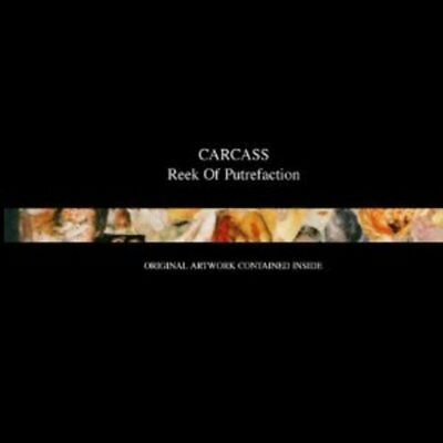 Carcass - Reek of Putrefaction CD NEU OVP