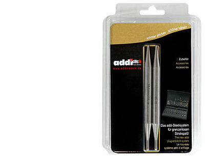 Addi Click Interchangeable Metal Needle Tips Points 3.5mm - 15mm