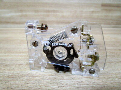 SQUARE D 9999SX-7 /& 9999SX-6 AUXILIARY CONTACT WITH MOUNT