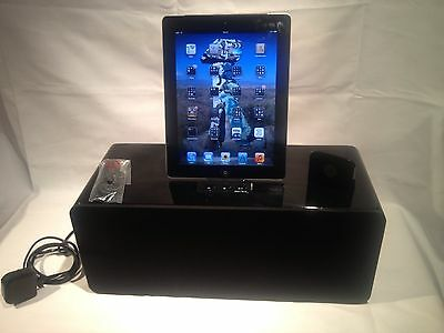 IWANTIT iPH10011 iPad, iPod & iPhone Dock and Speaker System