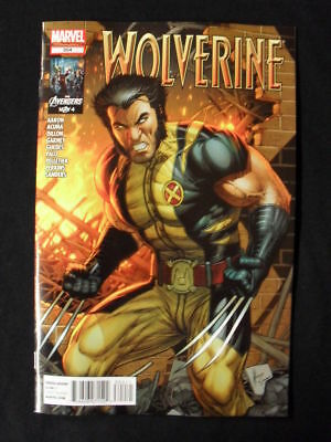Wolverine #304 Jason Aaron (Marvel) Comic
