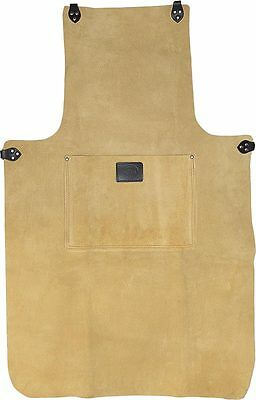 "Connell Of Sheffield 36"" Leather Apron Carpentry Woodwork - Personalised"