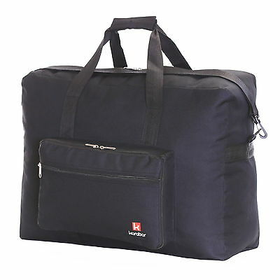 Ryanair 55 x 40 x 20 Small Cabin Approved Flight Travel Hand Luggage Holdall Bag