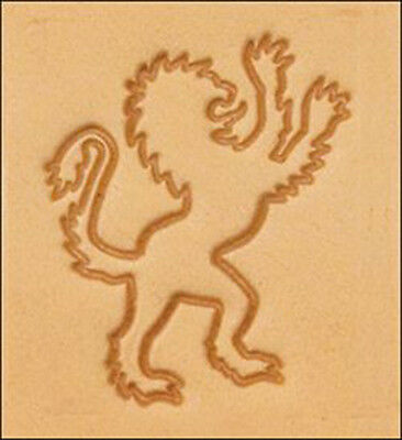 Craftool 3D Right Lion Stamp 8617-00 by Tandy Leather