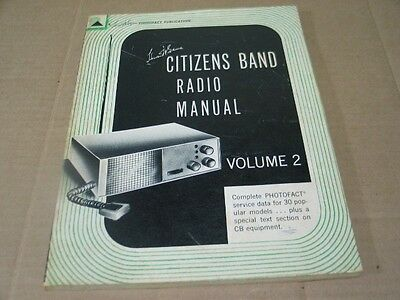 1980s Citizens Band Radio Manual