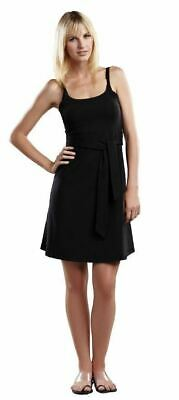 New Maternal America Maternity & Nursing Little Black A Line Dress Breastfeeding