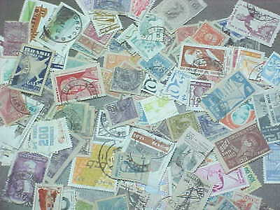 150 Different Brazil Stamp Collection - Lot