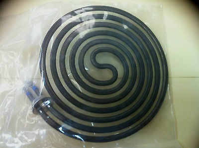 Fisher&paykel Stove Hot Plate Large Coil /spill Dish Attached
