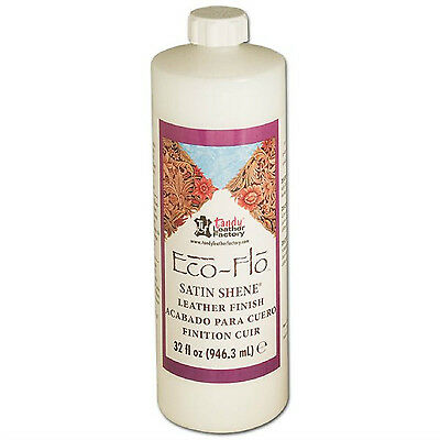 Tandy Leathercraft Eco-Flo Satin Shene Finish Coat Qt 2611-03