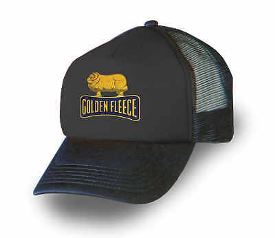 GOLDEN FLEECE  RAM PETROLEUM   Cap/Hat Trucker Cap