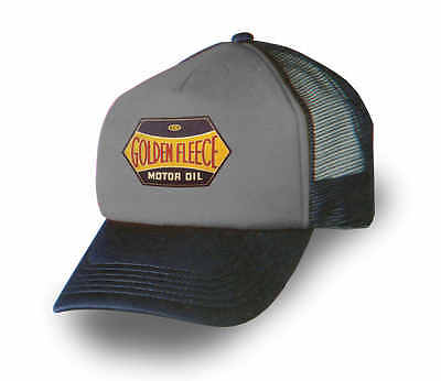 GOLDEN FLEECE  HEX BADGE  PETROLEUM   Cap/Hat Trucker Cap