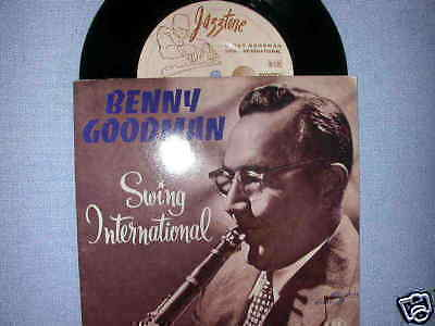 Ep Benny Goodman Swing International