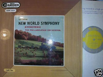 Rca Cdn Dvorak New World Symphony Stokowski