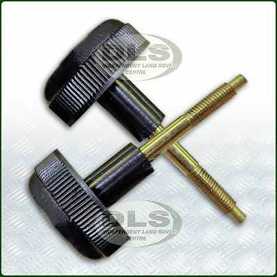 Fuse-box Cover Screw Set Land Rover Defender to`07 (MTC9968X2)