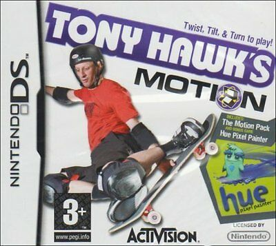 Tony Hawk's: Motion (Nintendo DS) for Nintendo NDS DS Lite ONLY Brand New