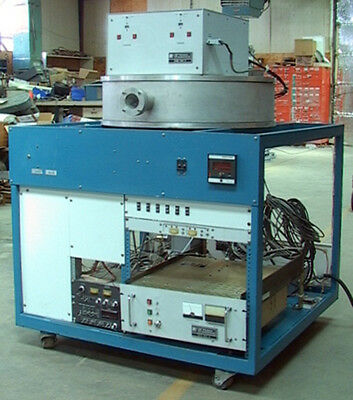 """26x6"""" 11 port Parallel Plate RF Plasma Vacuum Chamber & components for Research"""