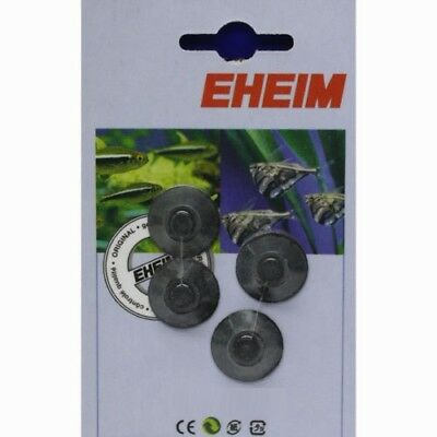 Eheim Compact Pump 300 600 1000 Filter Pack 4 Suckers Suction Cups 7445848