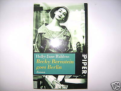 Holly Jane Rahlens Becky Bernstein Goes Berlin