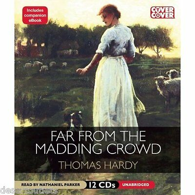 NEW! Far from the Madding Crowd by Thomas Hardy Unabridged BBC Audio 12 CDs