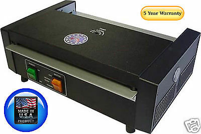 TLC 7000T Pouch Laminator Machine with thermometer 12-9/16 & 5 Year USA Warranty