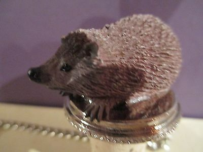 Hedehog   Wine Stopper